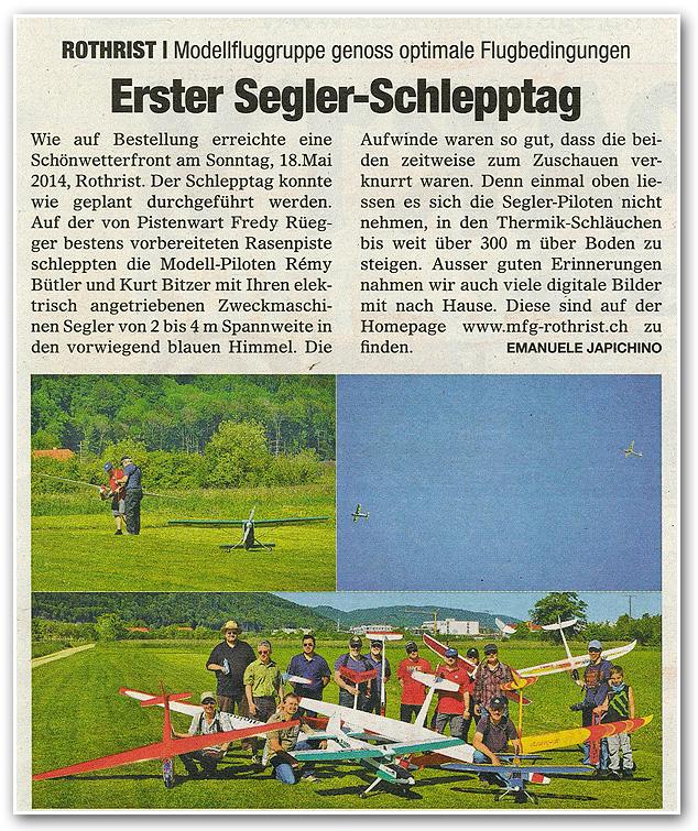 Quelle: Wiggertaler Nr. 22/30. Mai 2014
